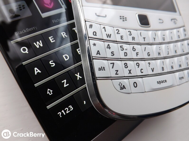 BlackBerry Keyboards