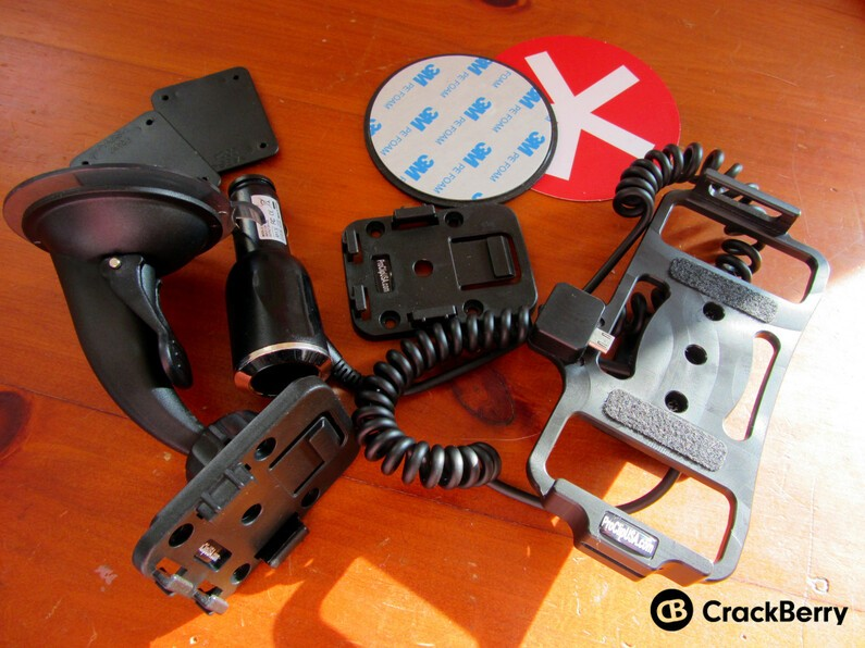 ProClip Custom Charging Mount Parts