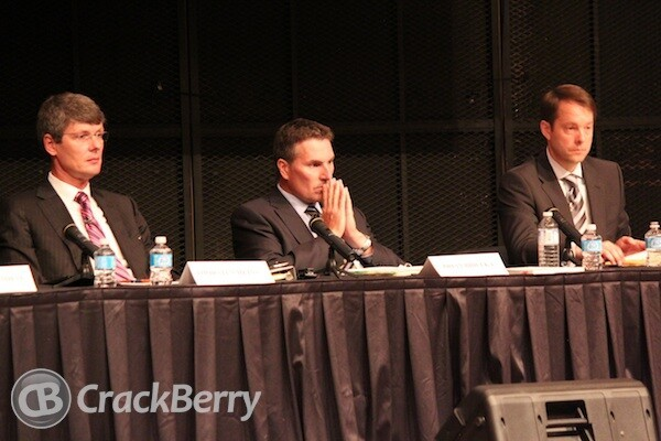 BlackBerry AGM 2012