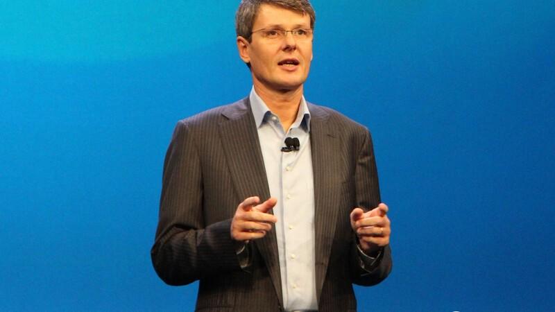 Thorsten Heins takes leadership of Powermat