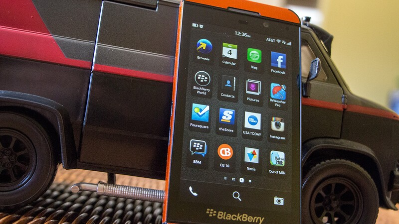 Top ten driving apps for the BlackBerry Z10