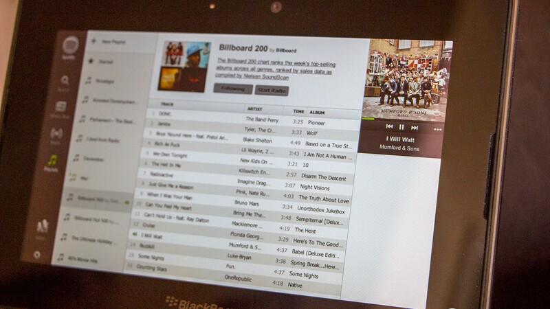 Spotify PlayBook
