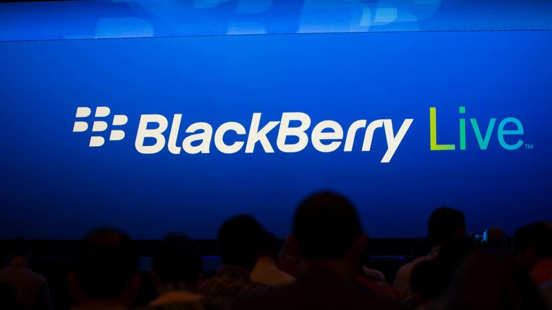 There will be no BlackBerry Live Conference in 2014