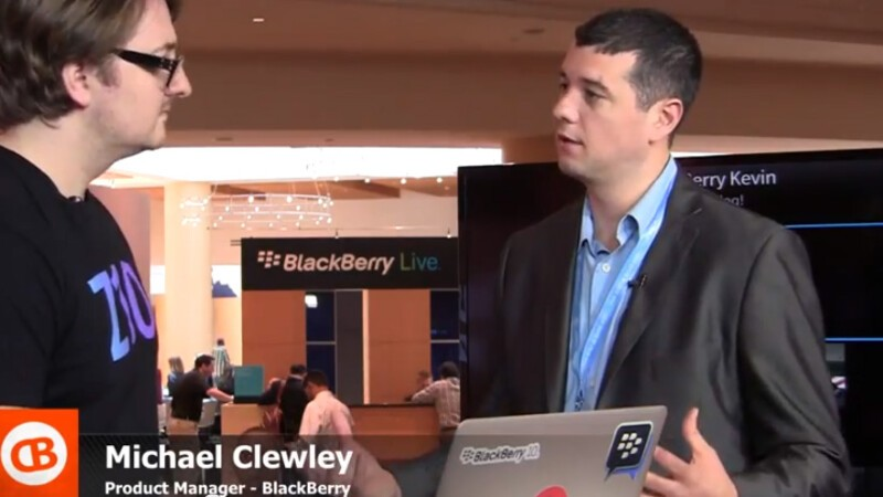 CrackBerry Live: BlackBerry Live General Session Debrief with BlackBerry Product Manager Michael Clewley