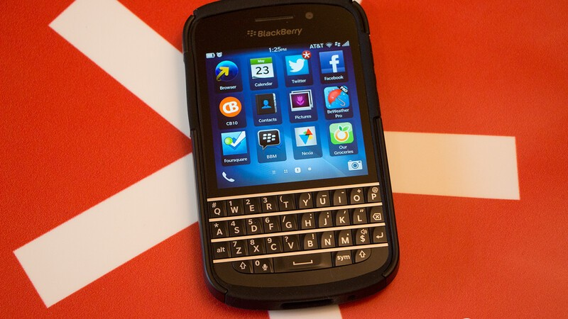 Double your protection with the Incipio Dualpro Case for the BlackBerry Q10