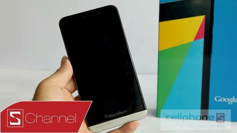 BlackBerry Z30 gets an extensive walkthrough in latest video