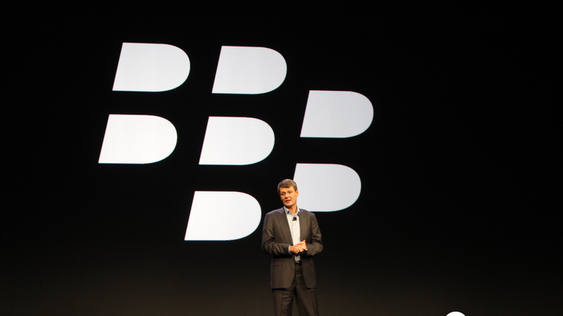 Farewell letter from former BlackBerry CEO Thorsten Heins to employees