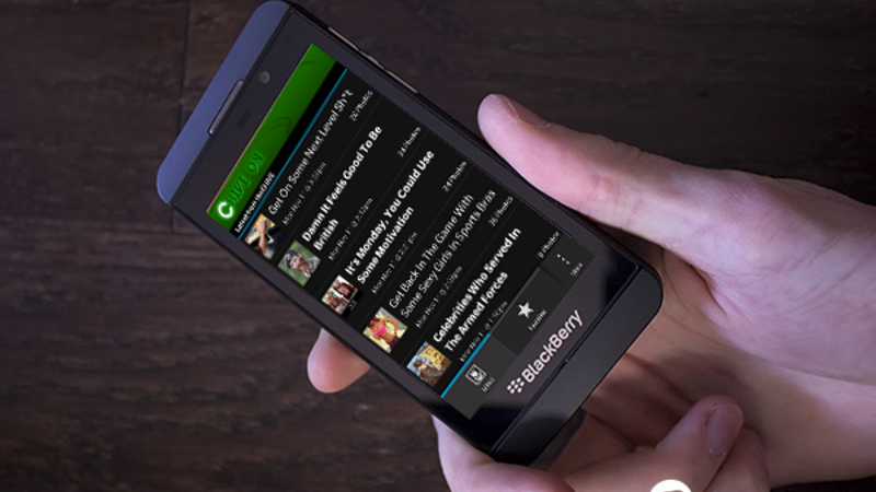 Chive On brings theCHIVE to BlackBerry 10