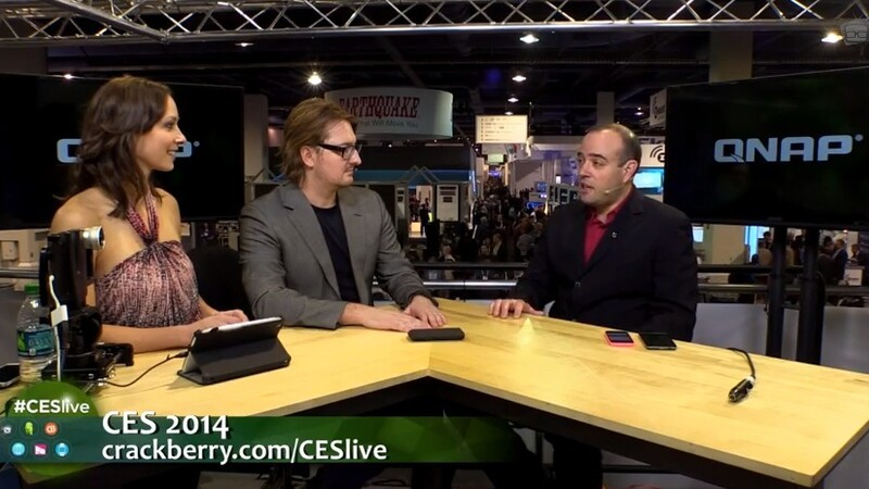 BlackBerry joins us for #CESlive to discuss BBM 2.0 and more!