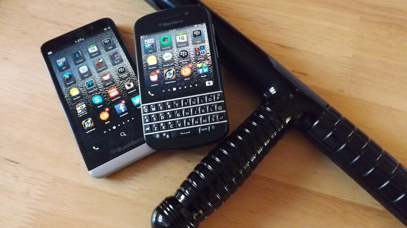 Smartphone thefts are on the increase - protect your BlackBerry!