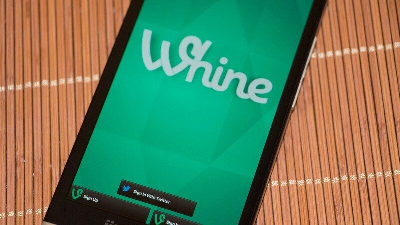 Whine - The third-party Vine client for BlackBerry 10 is now available