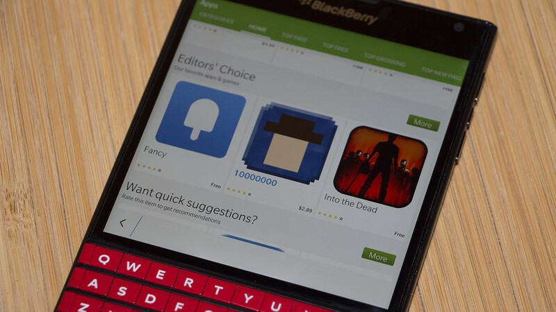 How to use Snap on BlackBerry 10 to install APK files