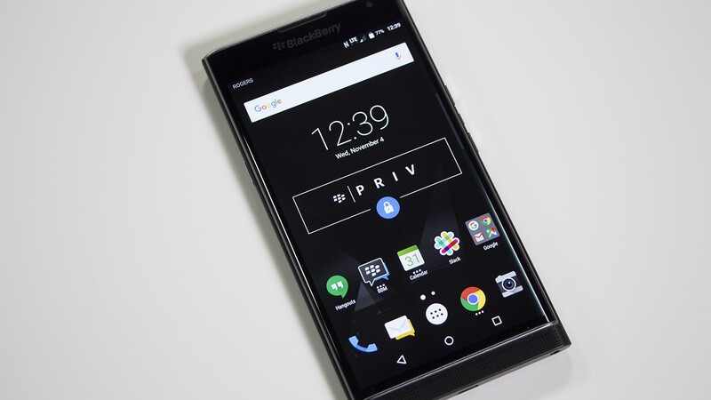 CrackBerry's BlackBerry Priv Review Is Here!!