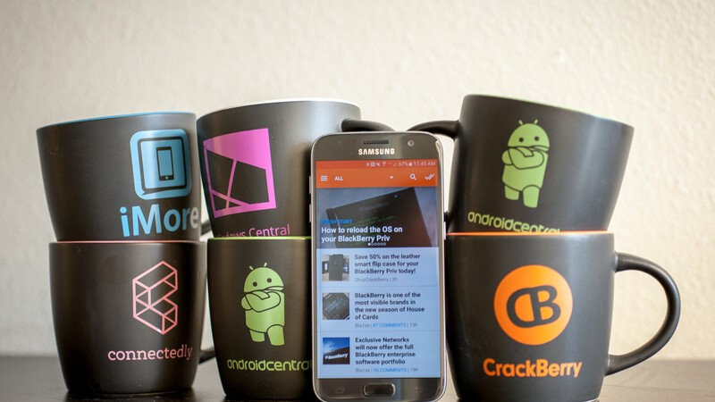 Search for all the things in our CrackBerry Android app!