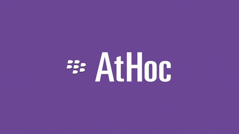 BlackBerry AtHoc usage expanded within U.S. Government Agencies