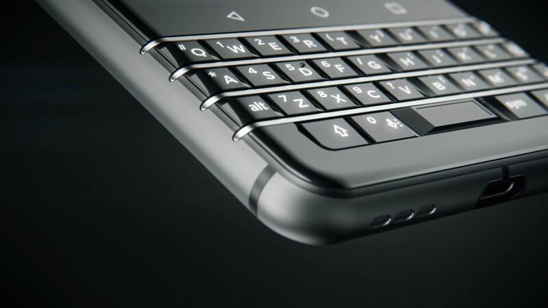 Win an IOU for a BlackBerry KEYone