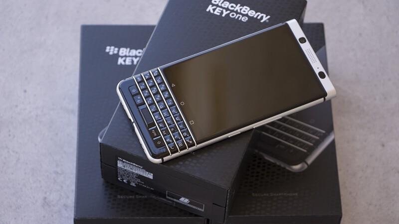 BlackBerry KEYone Beginner's Guide