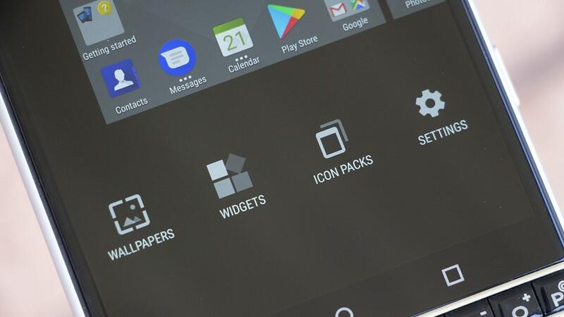 BlackBerry Launcher update broke keyboard shortcuts, but here's a fix!