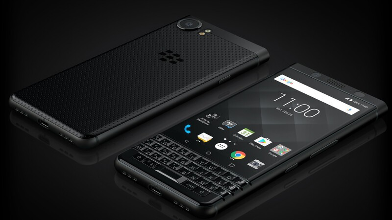 Grab the BlackBerry KEYone Black Edition from Best Buy for $300