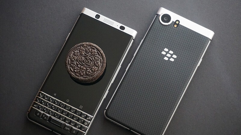 BlackBerry KEYone and Motion will receive an upgrade to Android Oreo