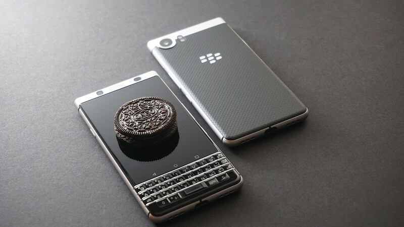 BlackBerry begins Android Oreo beta rollout for KEYone