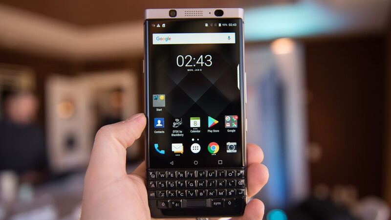 BlackBerry KEYone Bronze Edition announced for select markets