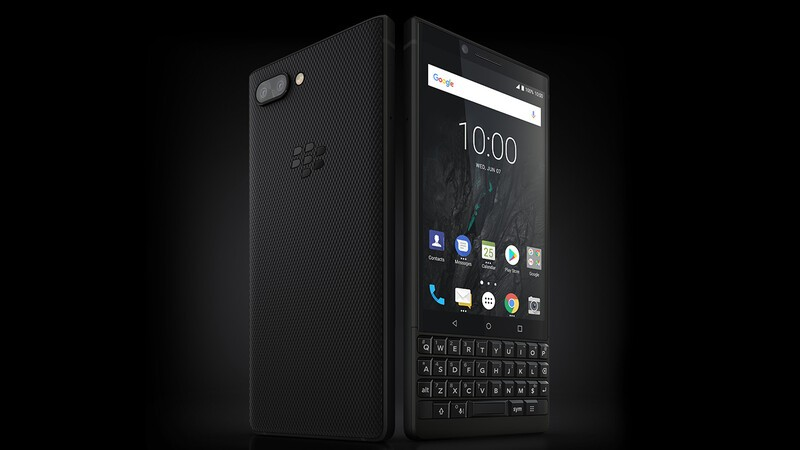 BlackBerry KEY2 available in Canada on July 6, pre-orders start June 21