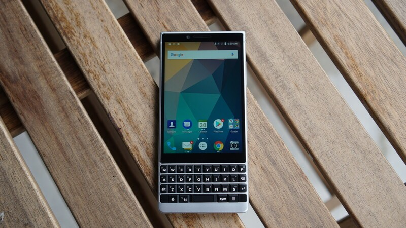 BlackBerry KEY2 hands-on photo gallery!