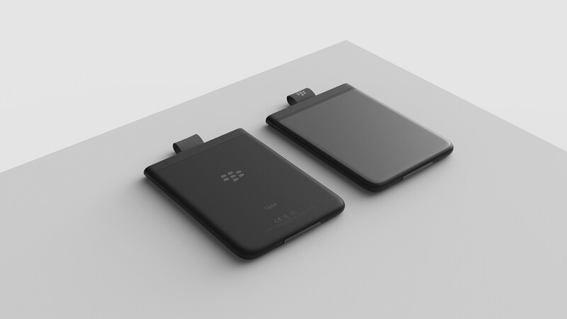 BlackBerry Opus concept reimagines what a BlackBerry can be