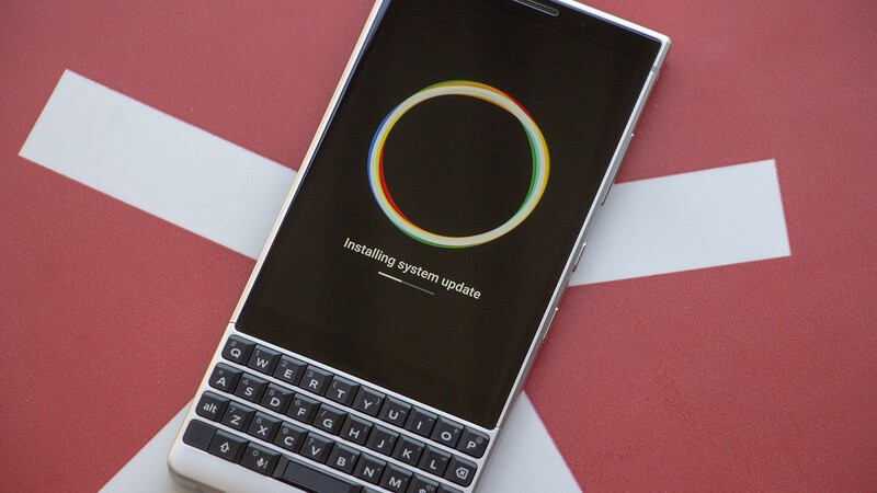 Rogers update for the BlackBerry KEY2 and KEY2 LE enables WiFi calling