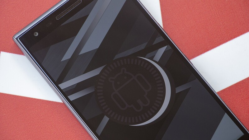 BlackBerry Motion Oreo update now available in North America