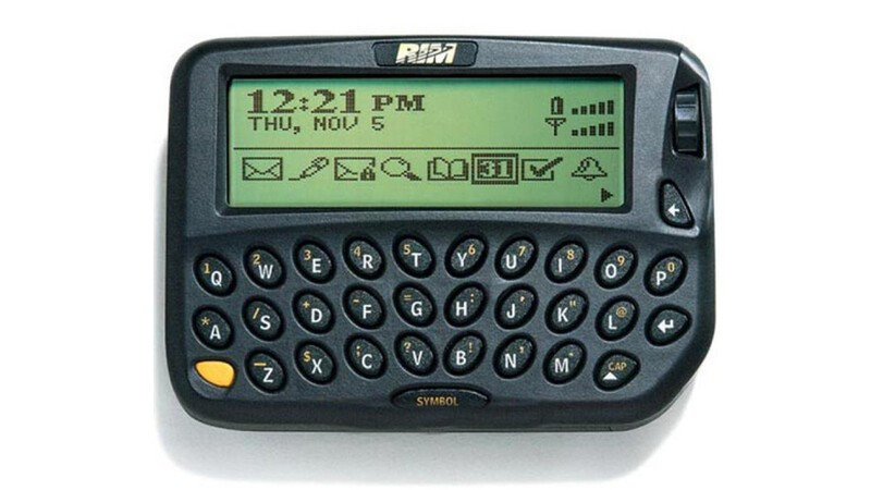 The BlackBerry 850 is 20 years old today!