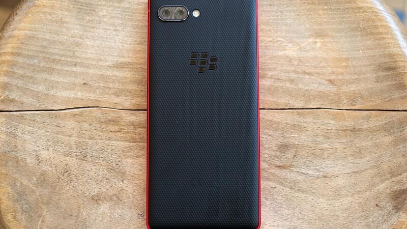 BlackBerry KEY2 Red Edition