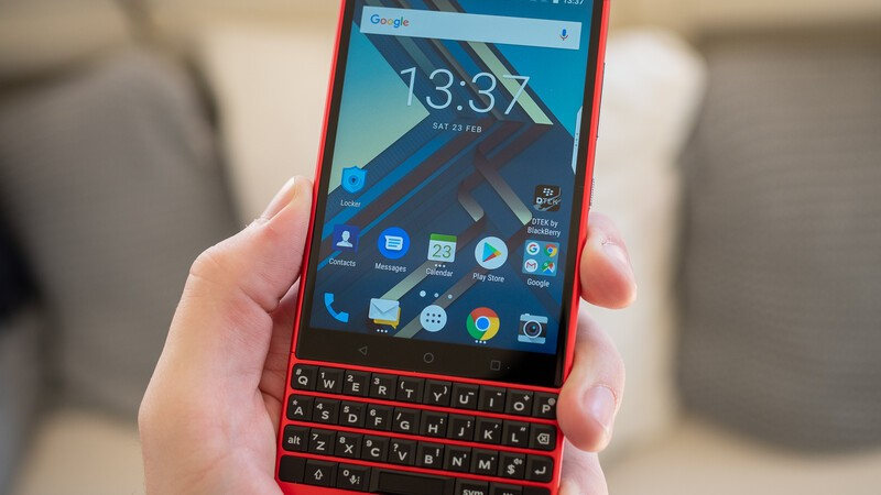Where to buy the BlackBerry KEY2