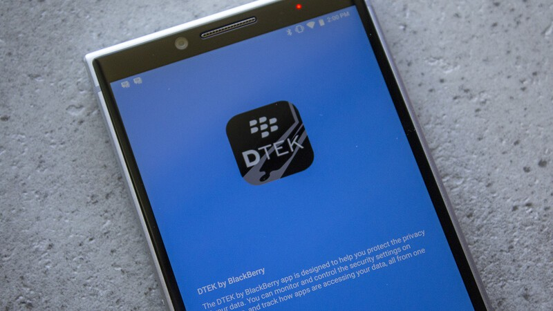 How to control your mobile privacy with the BlackBerry DTEK app!
