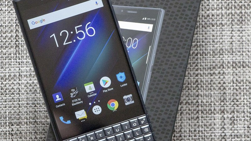Enter to win a BlackBerry KEY2 LE and prize package from CrackBerry!