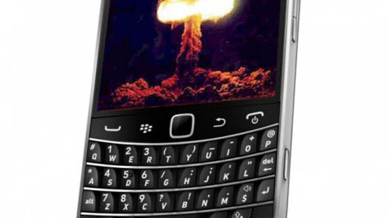 How to Reload the Operating System on a Nuked or Bricked BlackBerry