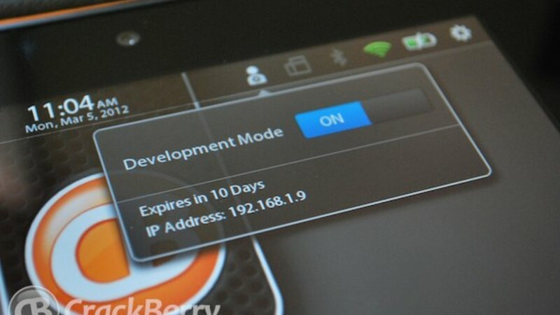 How to sign, convert and install Android files for your BlackBerry PlayBook using Windows or Mac