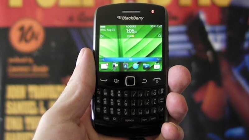 BlackBerry Curve 9360 Review!