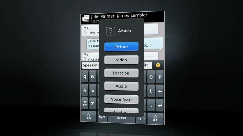 New Official BlackBerry 6 Teaser Video!