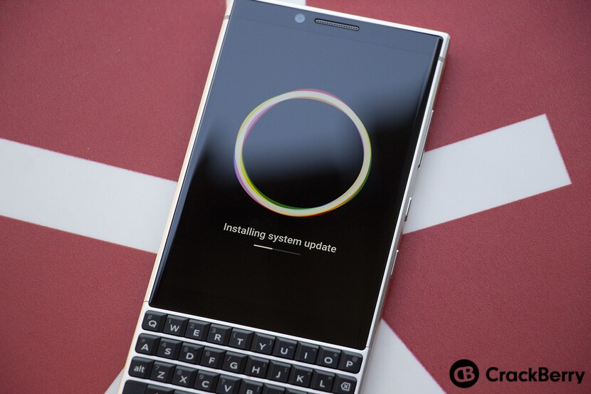 BlackBerry KEY2 update ACB168 now available in North America