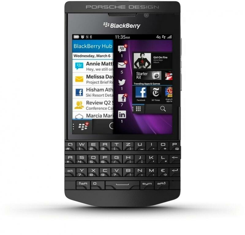 How about a Porsche Design BlackBerry Q10? | Berry.com