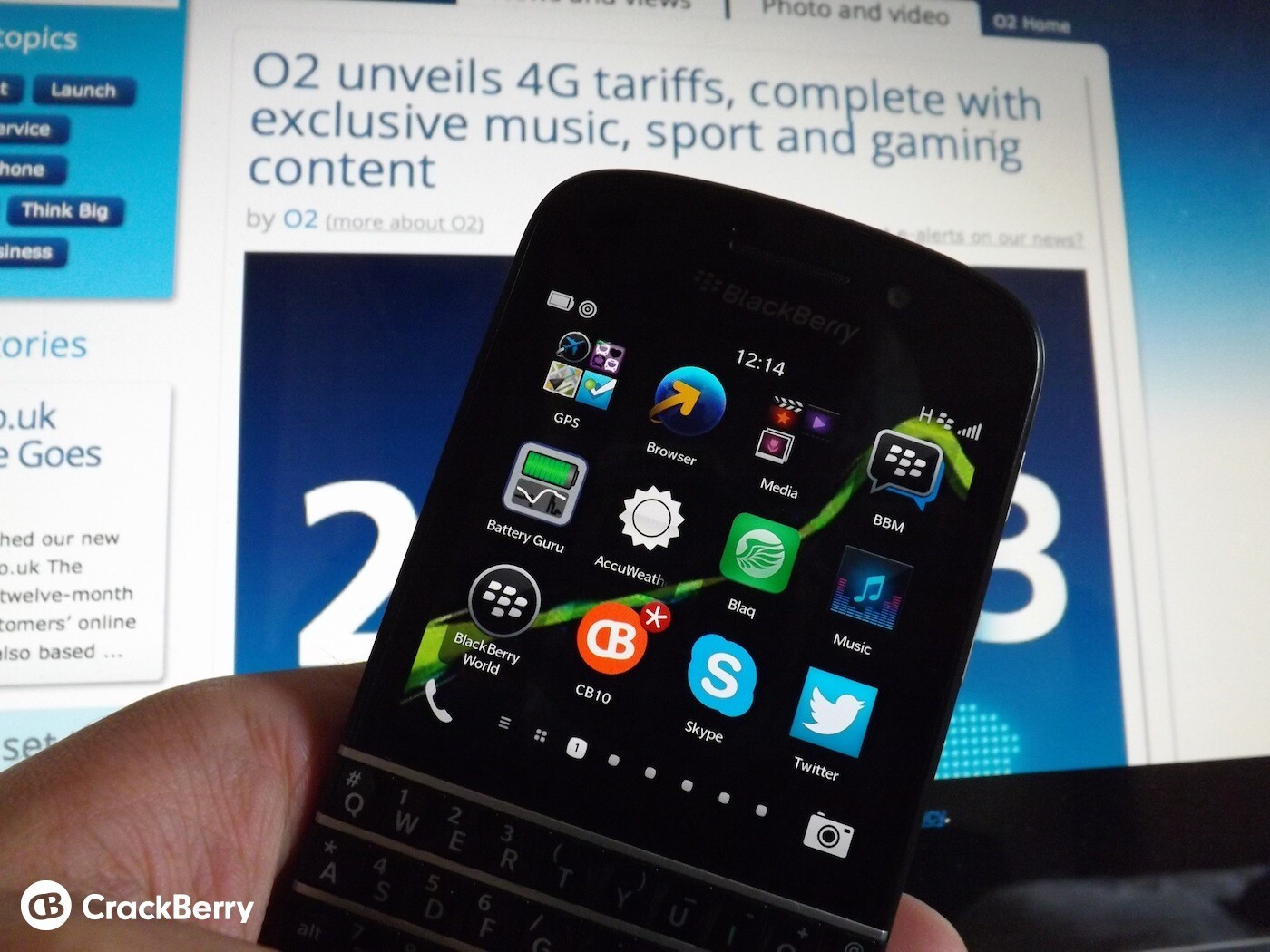 O2 In The Uk Confirm Their 4g Tariffs Perfect For Your Blackberry Q10 Lte We Posted A While Back That Would Be Launching Network At End Of August But Company Has Now Reveled Its Full List