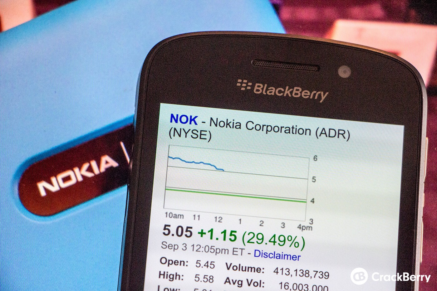 What Microsoft Buying Nokia Means For Blackberry Crackberry