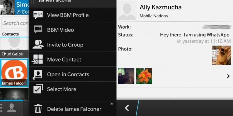 What does a big red cross mean on bbm — photo 2