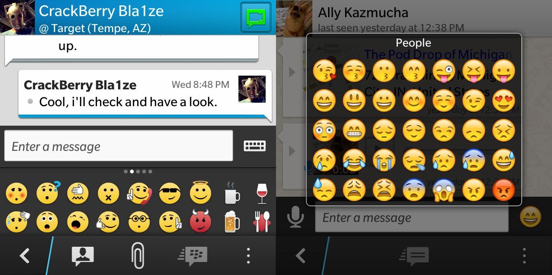 Whatsapp Vs Bbm Cross Platform Messaging Head To Head