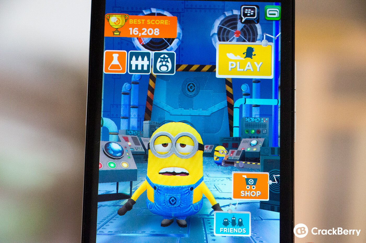 Minion Camera App : Despicable me: minion rush tips tricks and cheats crackberry.com