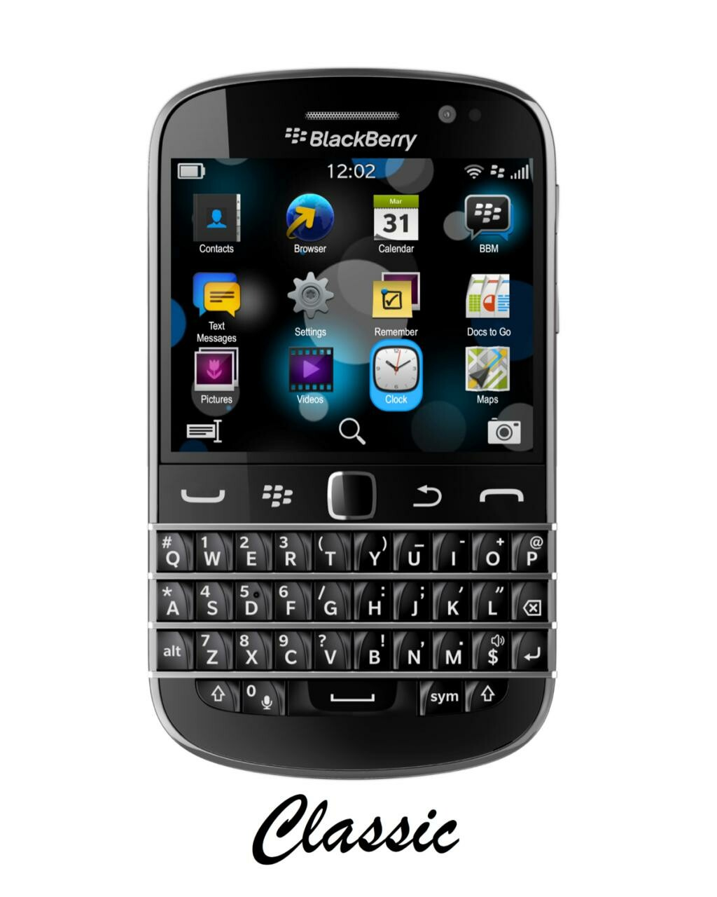 Another Blackberry Q20 Classic Concept Hits Forums 926001
