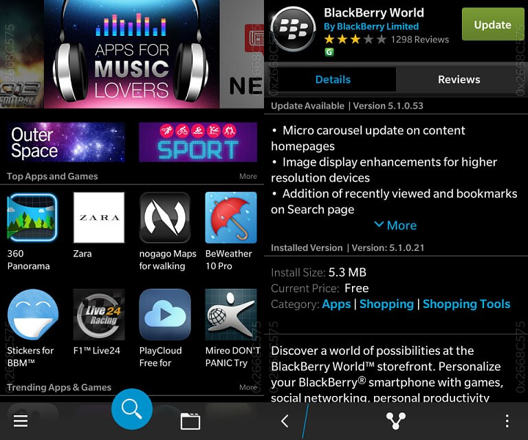 Blackberry World Updated In Preparation For Os 10 3 And New Devices