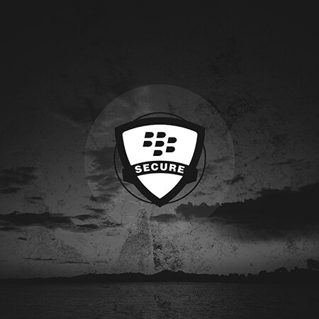 Share That Message Loud And Proud On Your Home Screen With This BlackBerry Secure Wallpaper Designed By Pootermobile